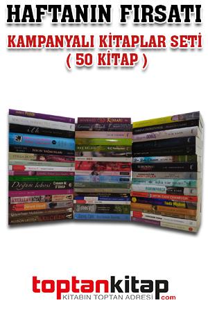 Haftanın Fırsatı - Kampanyalı Kitaplar Seti (50 Kitap)