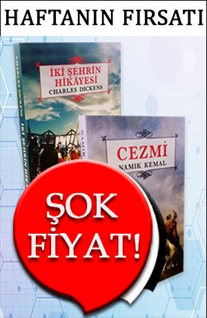 HAFTANIN FIRSATI - CEZMİ, İKİ ŞEHRİN HİKAYESİ,  İki kitap bir arada )