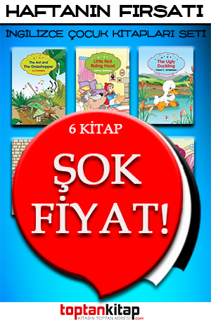 Haftanın Fırsatı : İngilizce Çocuk Kitapları Seti