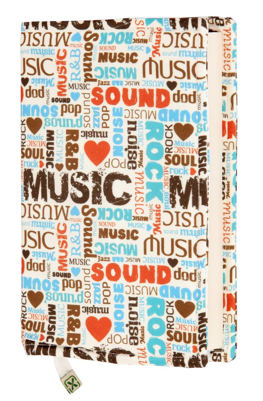 Müzik - M - 31x21cm - Kitap Kılıfı